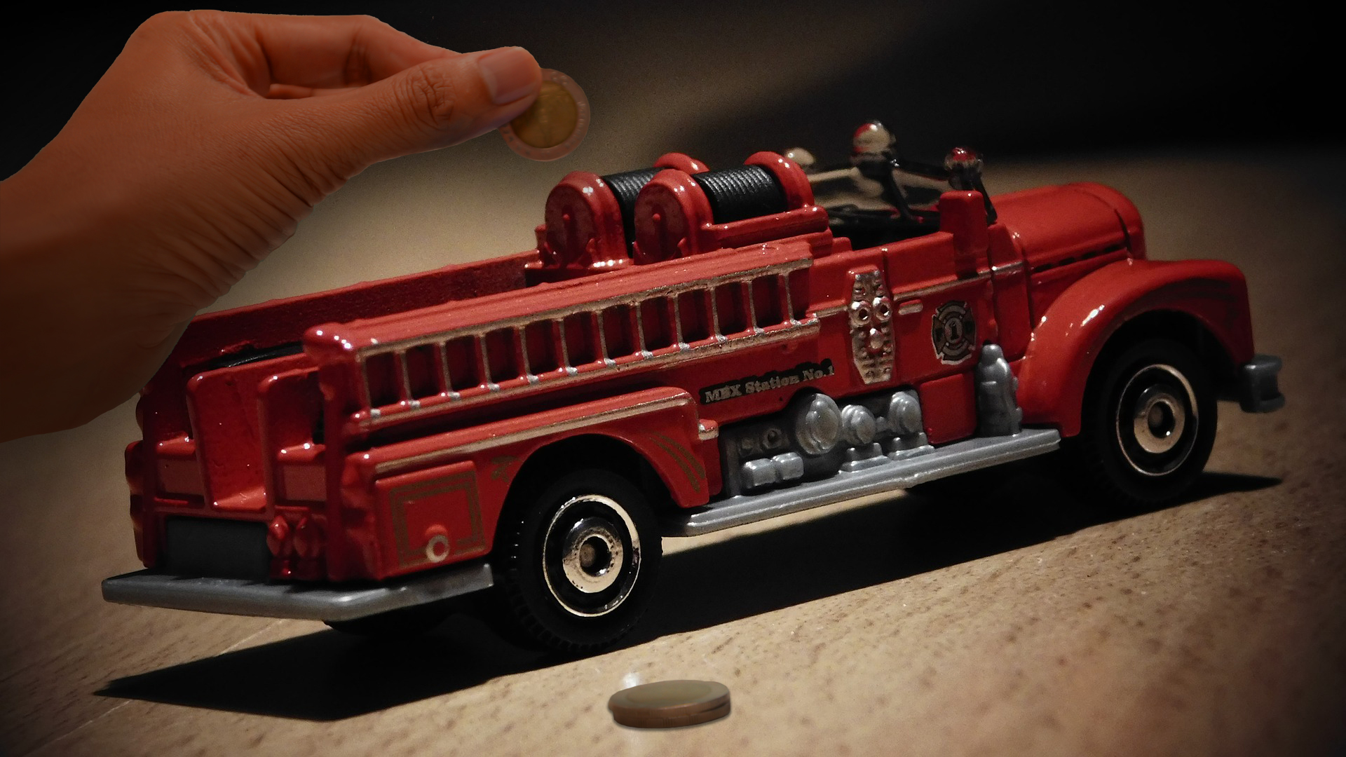 fire truck piggy bank.jpg